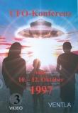 DVD Nr. 3 UFO-Konferenz vom 10. bis 12. Oktober 1997